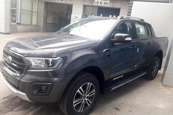 Ford Ranger Wiltrak 2020 Đầu Tiên Đã Có Mặt Tại Việt Nam