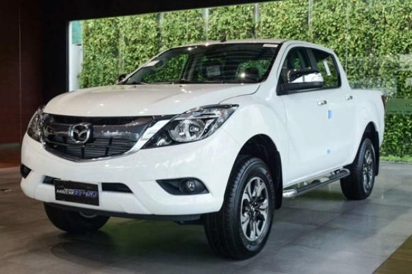 Vào ngày 17/6 sắp tới Mazda BT-50 thế hệ mới sẽ ra mắt thị trường Việt Nam