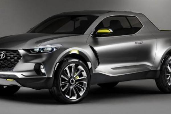 """Xe bán tải Huyndai sắp ra mắt vào năm 2021 chỉ 2 từ """"tuyệt đẹp"""""""