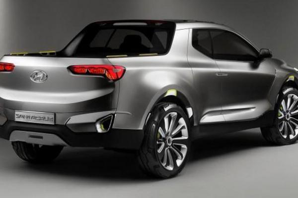 Xe bán tải Huyndai chốt lịch hoàn thiện. Mở bán 2020, quyết đấu Ford Ranger