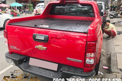 Nắp Thùng Cuộn Pickup Bull Chevrolet Colorado