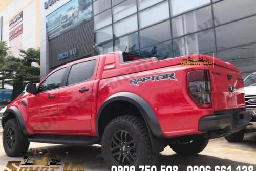 Nắp Thùng Thấp Allnew Ford Ranger