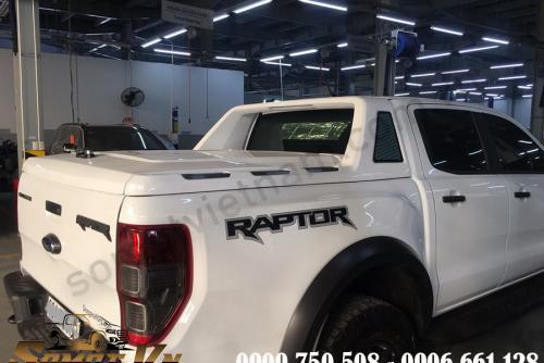 Nắp Thùng Thấp Ford Ranger Mẫu 2019