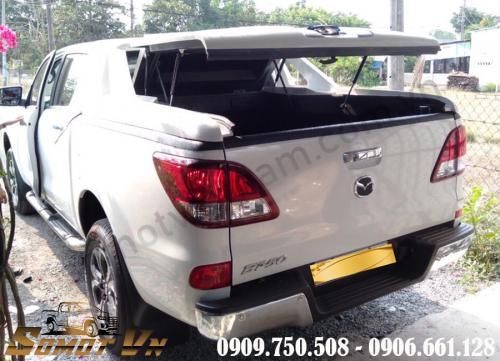 Nắp Thùng Thấp 90 Độ Mazda BT50 (Mẫu Mới)