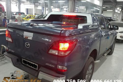 Nắp Thùng Thấp Allnew Mazda BT50