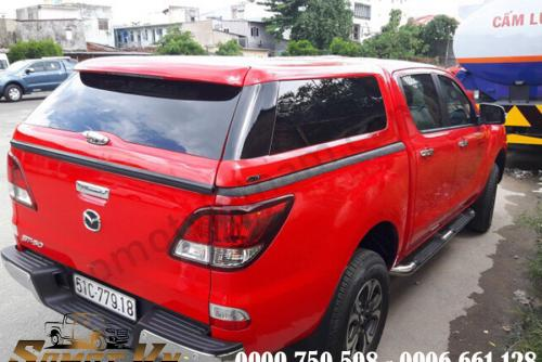 Nắp Thùng Cao Không Đèn Mazda BT50