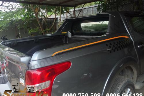 Khung Thể Thao Mitsubishi Triton