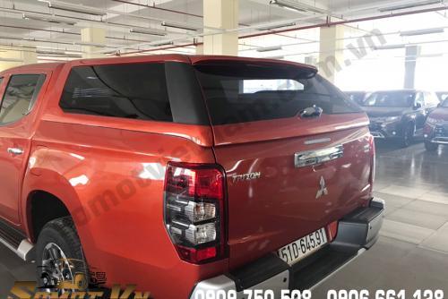 Nắp Thùng Cao Không Đèn Toyota Hilux